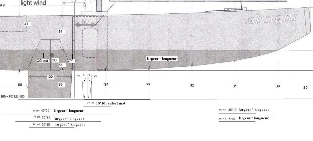 Construction d'un Open 60 au 1/12e - Page 3 Alingh13