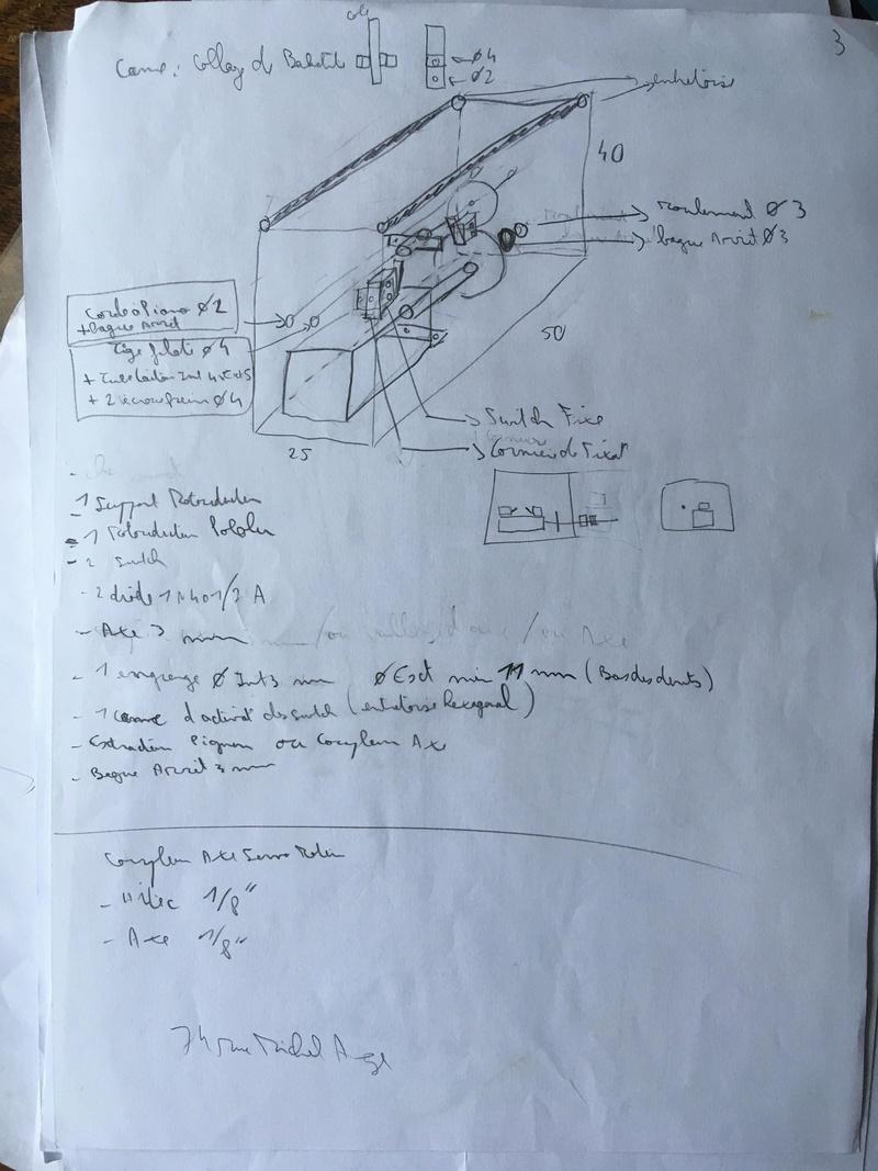 Construction d'un Open 60 au 1/12e - Page 2 Enroul10