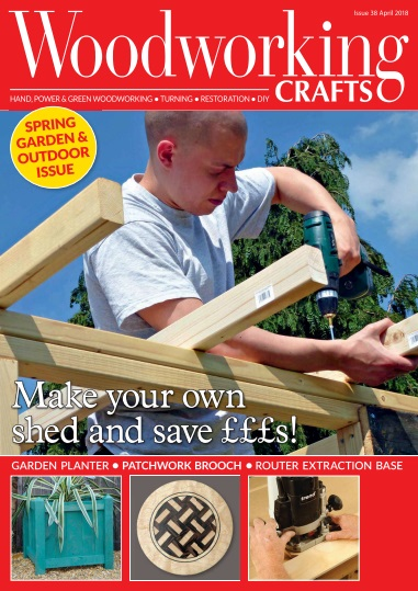 Woodworking Crafts 38 (April 2018) 00529010