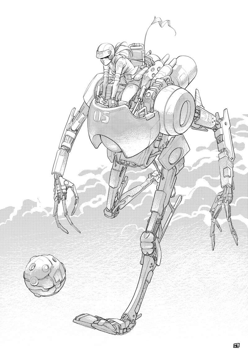 Terminé - [COLO] - Footbot par [MC] Footbo10