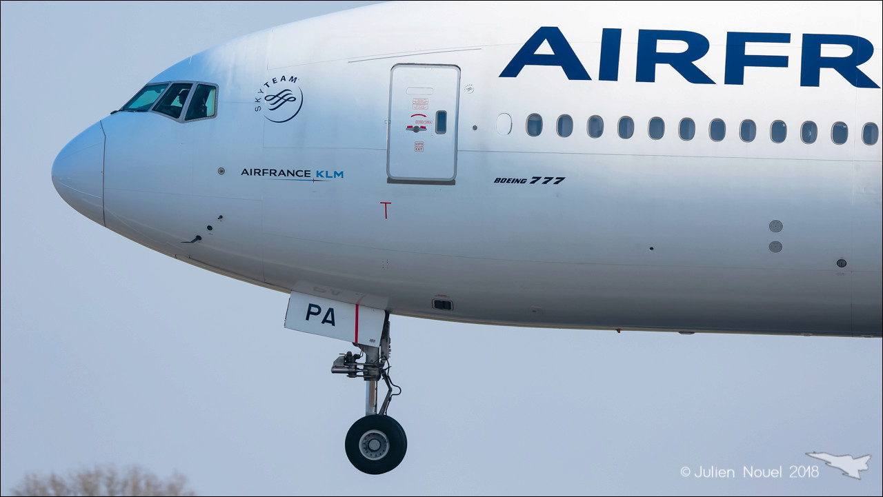 [24/02/2018] Boeing 777-20 (F-GSPA) Air France Spotti34