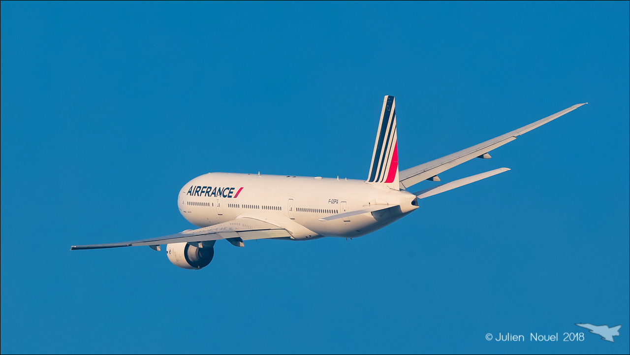 [24/02/2018] Boeing 777-20 (F-GSPA) Air France Spotti35