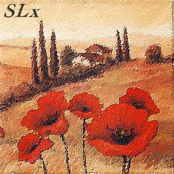 """N° 75 EXERCICES """"Peinture a huile """"et """"Couteau Palette """" Ex75_110"""