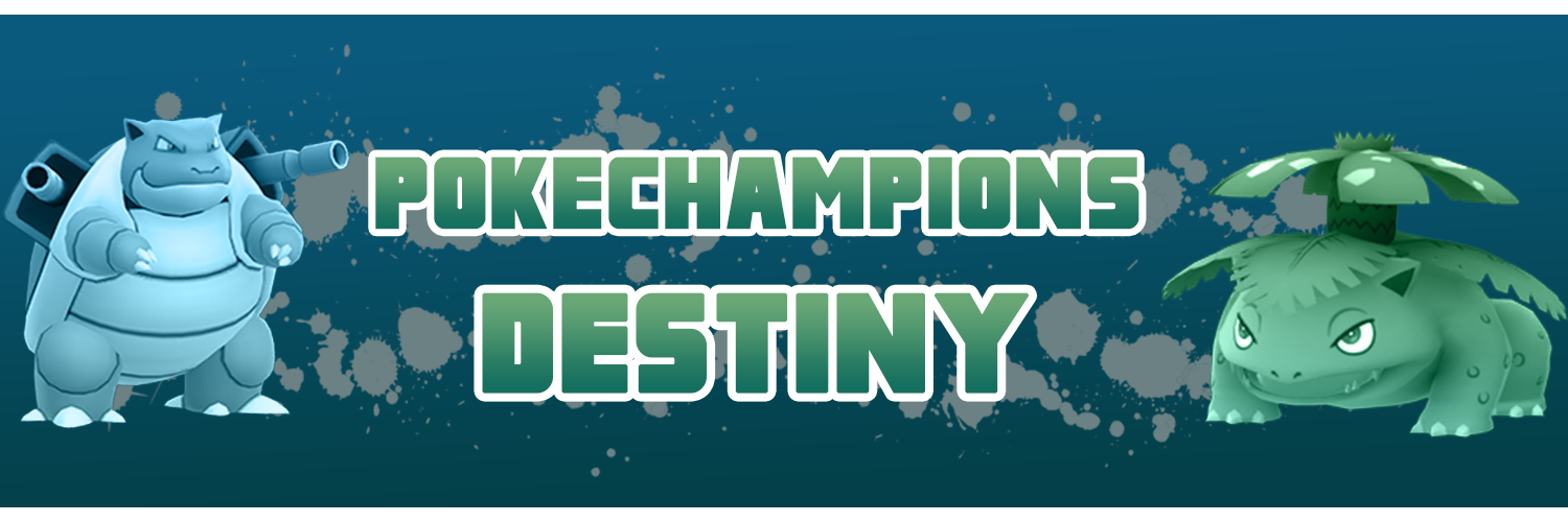 PokeChampions Destiny