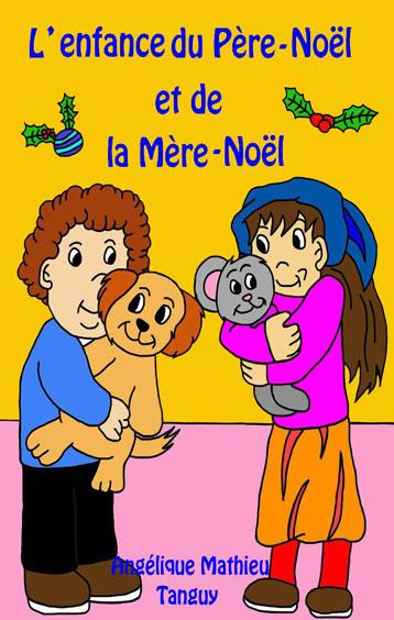 L'enfance du Père-Noël et de la Mère-Noël Couver15