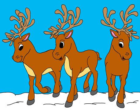 L'enfance du Père-Noël et de la Mère-Noël Les-re11