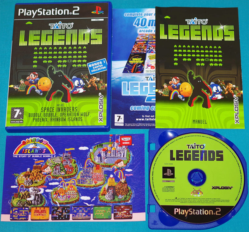 Taito Legends  0111