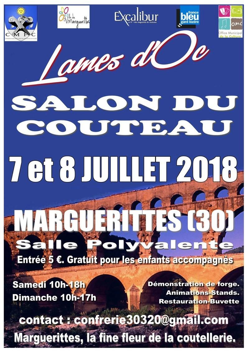 Salon de Marguerittes 2018 :Lames d'oc 2018 27023610