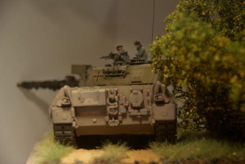 Leopard 1 A3 von Meng 1:35 Base_f16