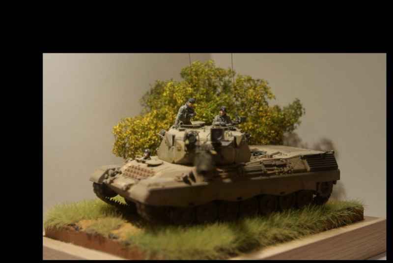 Leopard 1 A3 von Meng 1:35 Base_f17