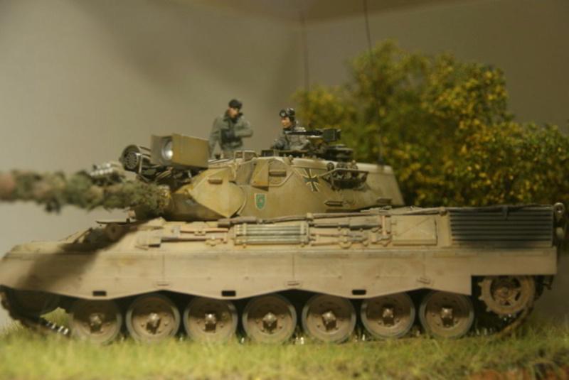 Leopard 1 A3 von Meng 1:35 Base_f18