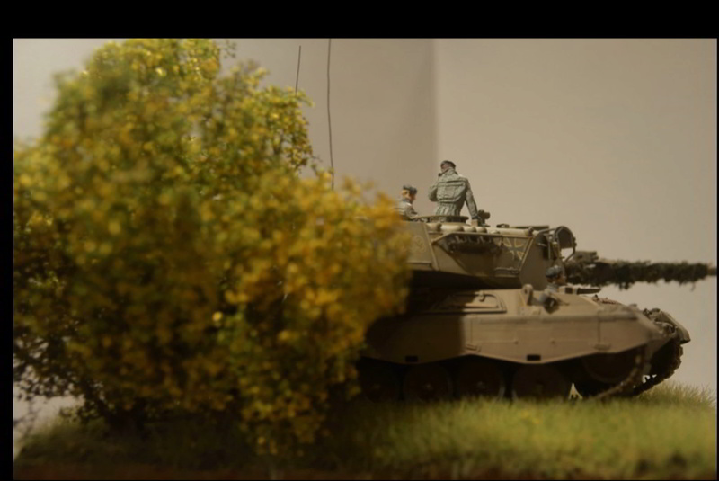 Leopard 1 A3 von Meng 1:35 Base_f19