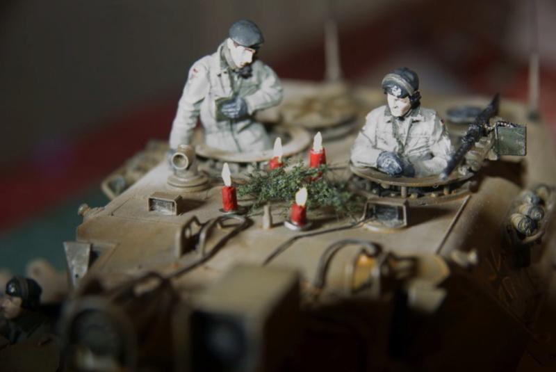 Leopard 1 A3 von Meng 1:35 Christ10