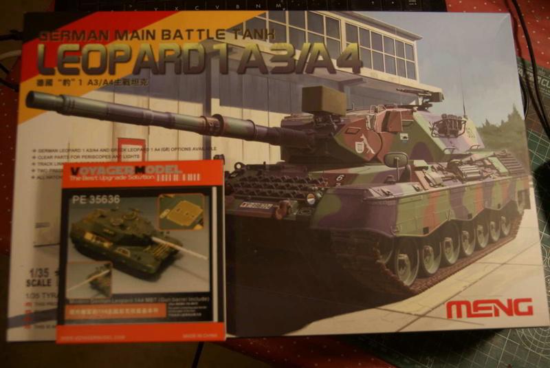 Leopard 1 A3 von Meng 1:35 Meng_l14