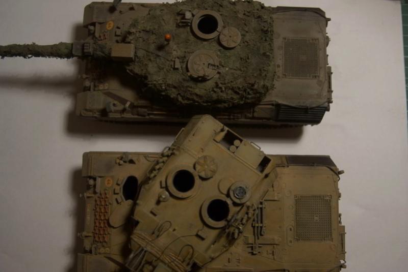 Leopard 1 A3 von Meng 1:35 Meng_l22