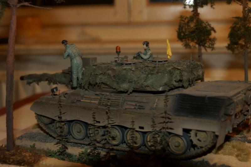 Leopard 1 A3 von Meng 1:35 Tamiya10