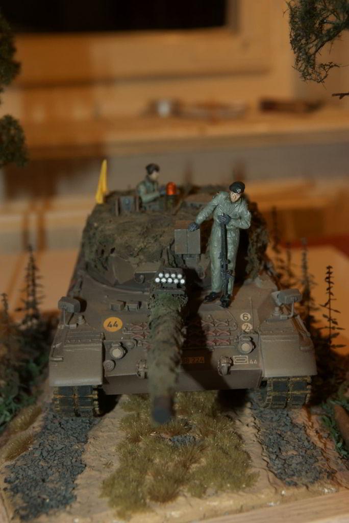 Leopard 1 A3 von Meng 1:35 Tamiya13
