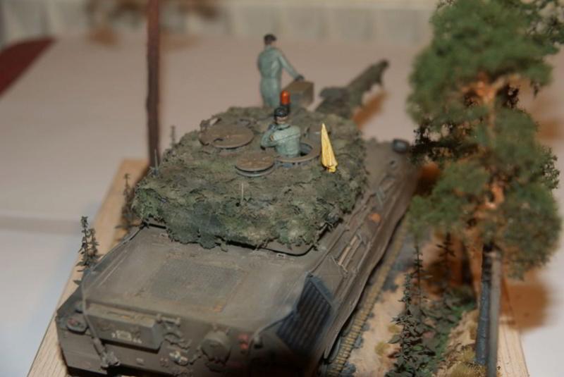 Leopard 1 A3 von Meng 1:35 Tamiya17