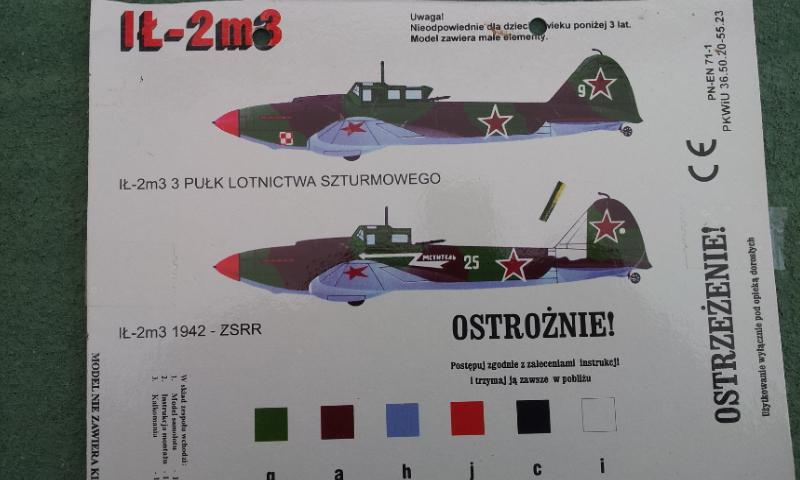 [ZTS Plastik] - Illiouchine Stormovic Il-2m3 2000-021