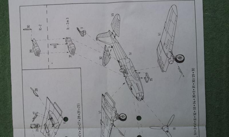 [ZTS Plastik] - Illiouchine Stormovic Il-2m3 2000-022