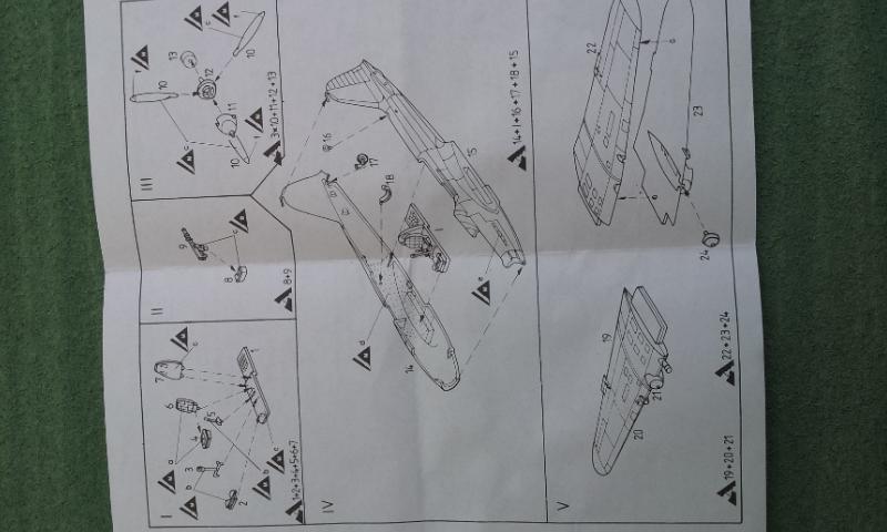 [ZTS Plastik] - Illiouchine Stormovic Il-2m3 2000-023