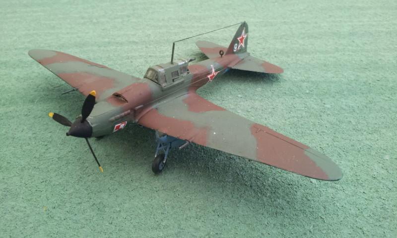 [ZTS Plastik] - Illiouchine Stormovic Il-2m3 2000-024