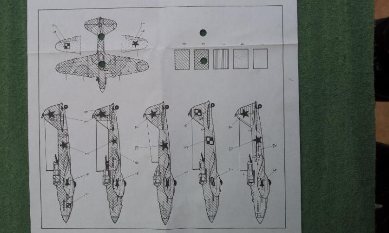 [ZTS Plastik] - Illiouchine Stormovic Il-2m3 2000-028