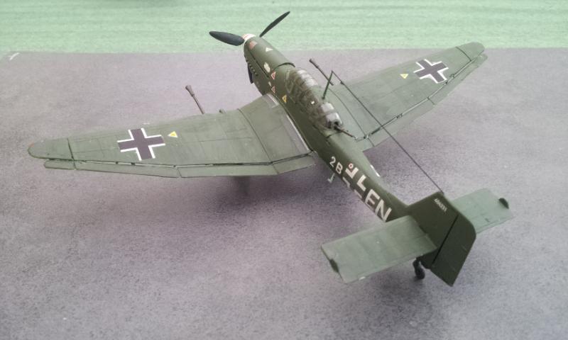 [Revell] - Junker Ju 87 G-D Tank Buster 2000-100