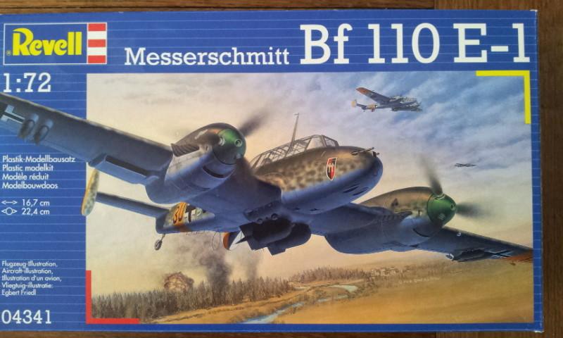 [Revell] - Messerschmitt Bf 110-E1 2016-010