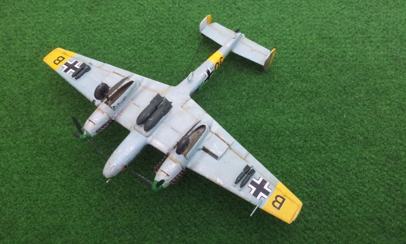 [Revell] - Messerschmitt Bf 110-E1 2017-014