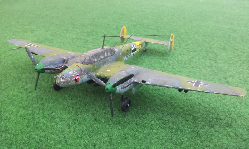 [Revell] - Messerschmitt Bf 110-E1 2017-015