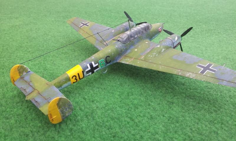 [Revell] - Messerschmitt Bf 110-E1 2017-016