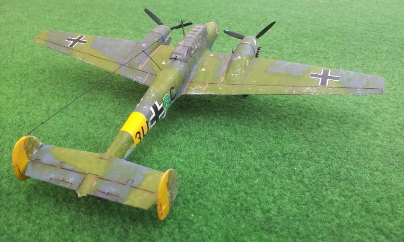 [Revell] - Messerschmitt Bf 110-E1 2017-017