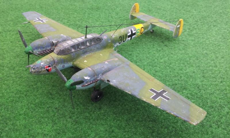 [Revell] - Messerschmitt Bf 110-E1 2017-019