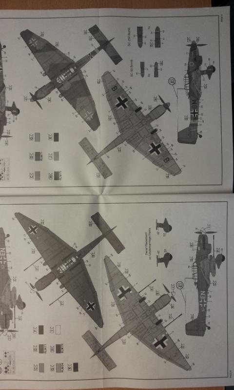 [Revell] - Junker Ju 87 G-D Tank Buster 2017-021