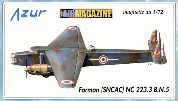 [Azur] - Farman (SNCAC) NC 223.3 B.N.5 713_rd11