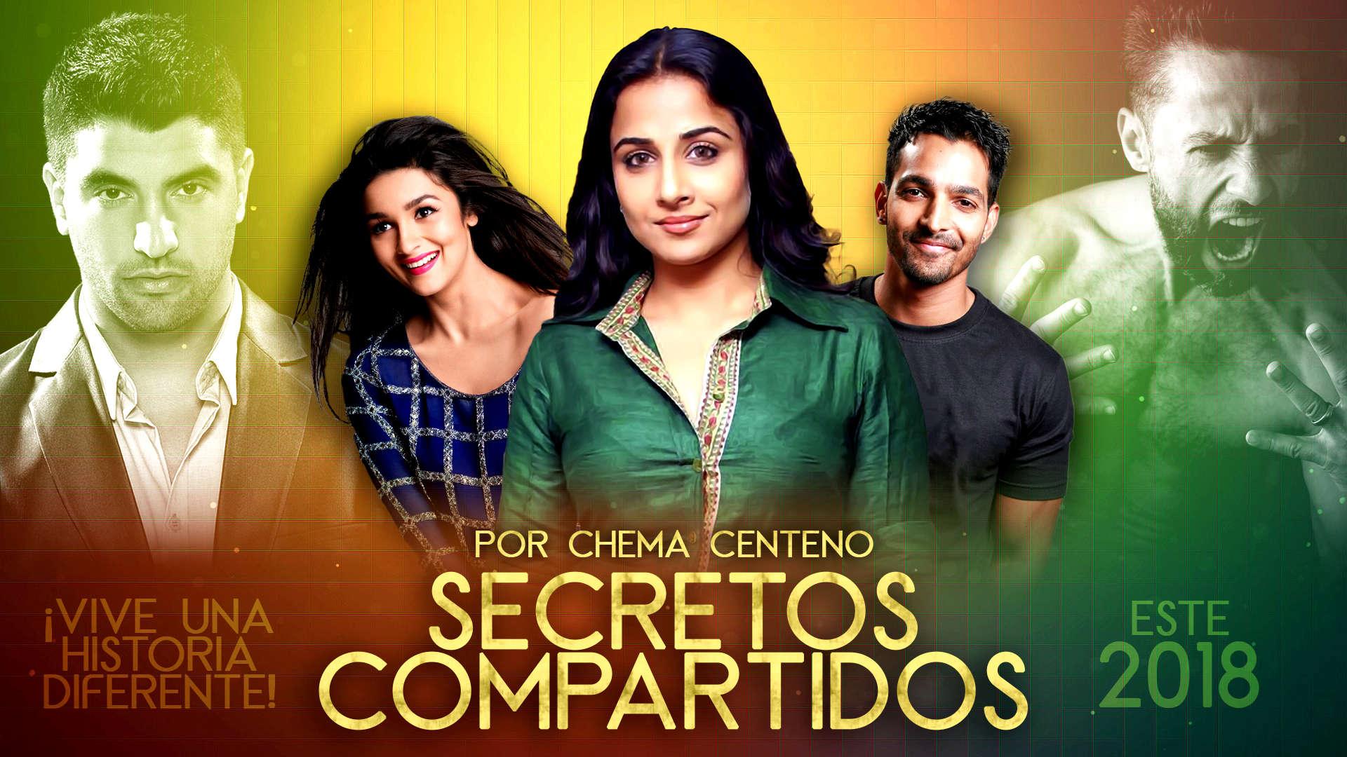 SECRETOS COMPARTIDOS |PRIMER AVANCE EN EL SITIO WEB| Promoc11