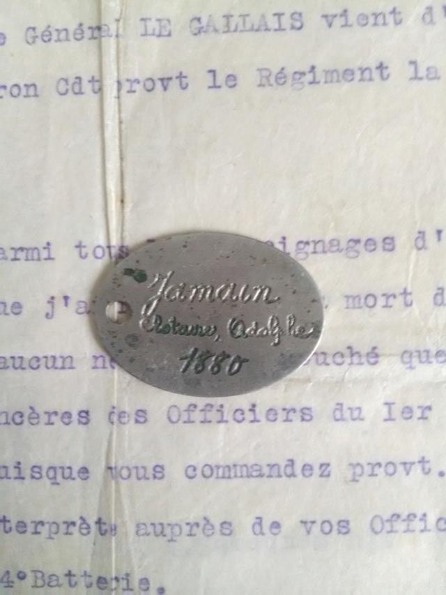 Ma petite collection de plaques d'identités Img_2107