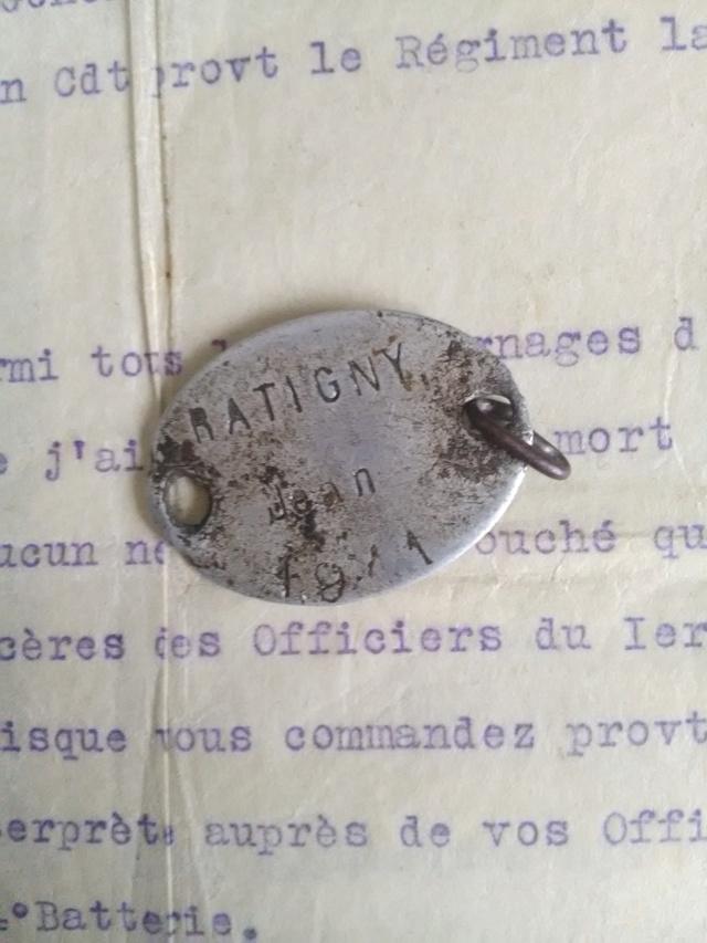 Ma petite collection de plaques d'identités Img_2111