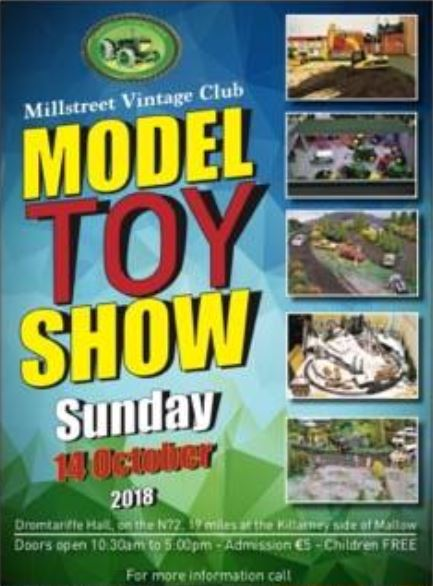 2018 Millstreet Vintage Club Model Toy and Diorama Show Oct 14th Captur10
