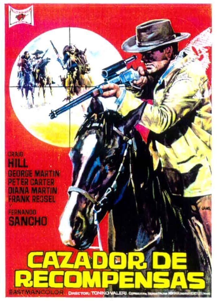 Lanky, l'homme à la carabine – Per il gusto di Uccidere - Tonino Valerii - 1966 - Page 2 Cazado10