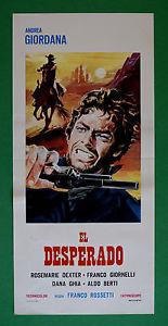 La boue, le massacre et la mort ( El Desperado ) –1967- Franco ROSSETTI Desper10