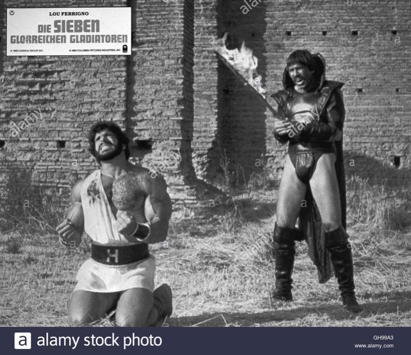 Les 7 gladiateurs - I sette magnifici gladiatori - Bruno Mattei - 1983 Die-si10