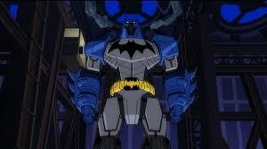 Batman Unlimited : Machines contre Mutants - Curt Gueda - 2016 Images10