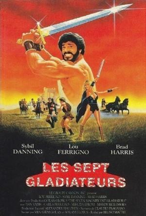 Les 7 gladiateurs - I sette magnifici gladiatori - Bruno Mattei - 1983 Les7gl10