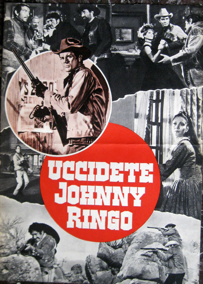 Tuez Johnny Ringo ( Uccidete Johnny Ringo ) – 1966 - Gianfranco BALDANELLO S-l16010