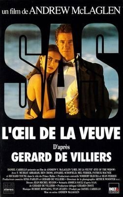SAS : L'Oeil de la Veuve - Eye of the Widow - Andrew Mc Laglen - 1991 Sas-ey10