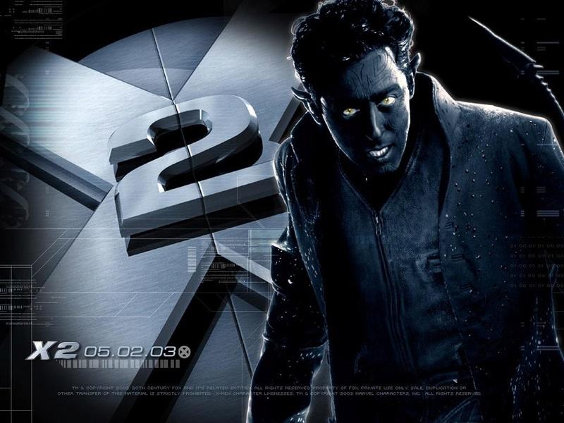 X-Men 2 - Bryan Singer - 2003 Shy2ti10