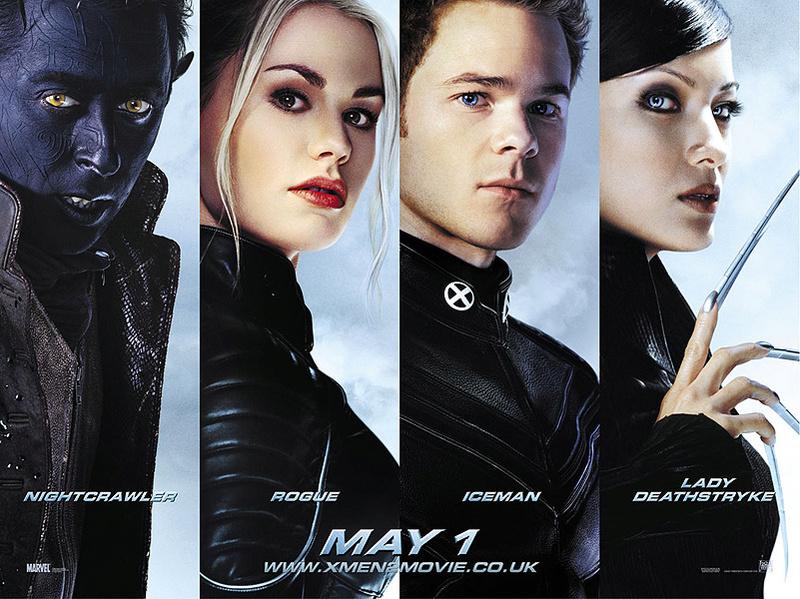 X-Men 2 - Bryan Singer - 2003 Xmen2-10