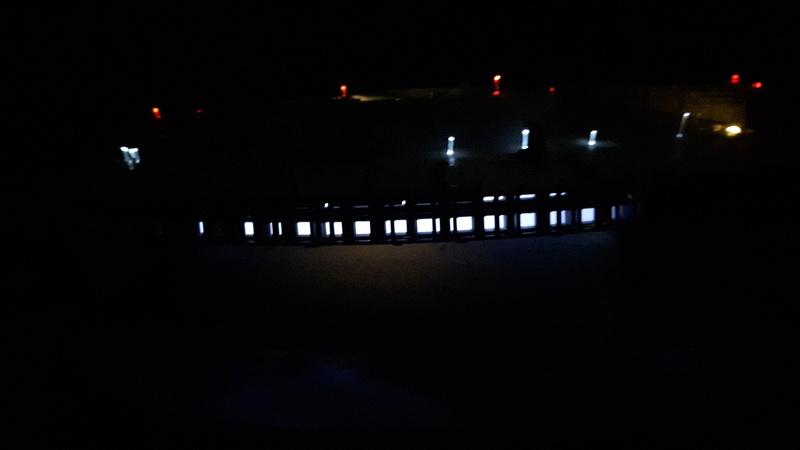 MILLENNIUM FALCON BANDAI PERFECT GRADE 1/72 20180430